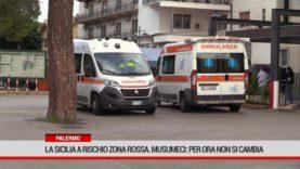 La Sicilia a rischio zona rossa. Musumeci: per ora non si cambia