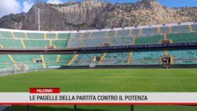 Le pagelle della partita fra Palermo e Potenza