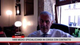 Palermo. 1000 medici specializzandi in corsia con contratto