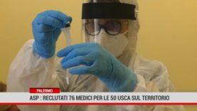 Palermo. Asp: reclutati 76 medici per le 50 Usca presenti sul territorio