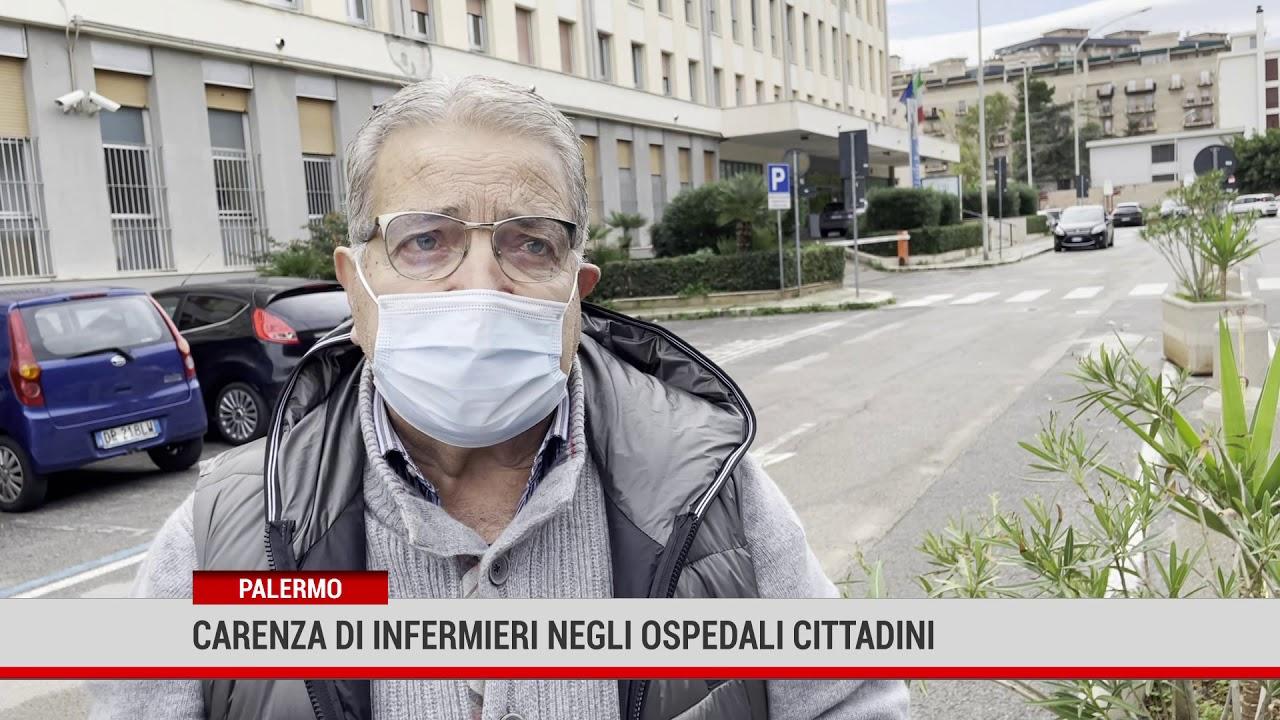 Palermo. Carenza di infermieri negli ospedali cittadini