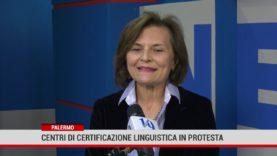 Palermo. Centri di certificazione linguistica in protesta