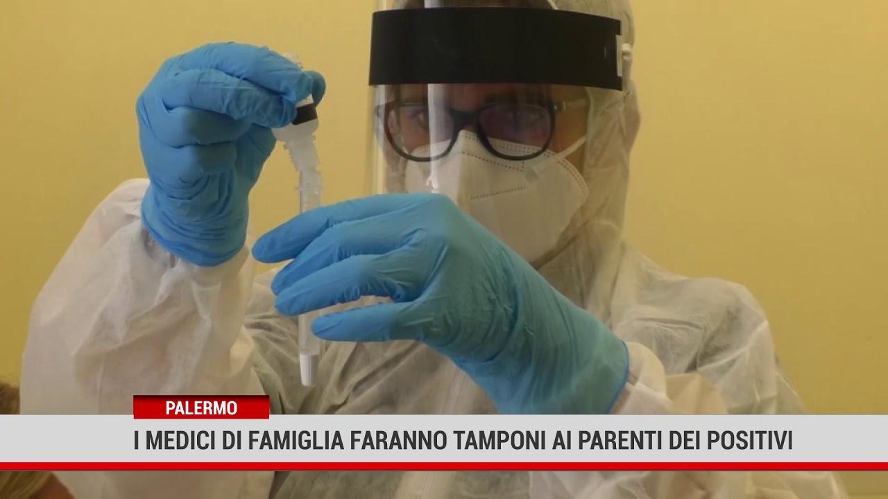 Palermo. Coronavirus, i medici di famiglia faranno gratuitamente i tamponi ai parenti dei positivi.