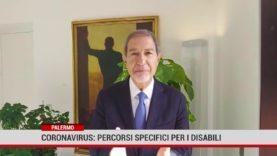 Palermo. Coronavirus: percorsi specifici per i disabili