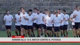 Palermo. Domani alle 15 il match contro il Potenza