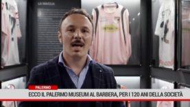 Palermo. Ecco il Palermo Museum al Barbera per i 120 anni della società