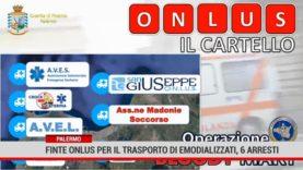 Palermo. Finte onlus per il trasporto di emodializzati, 6 arresti