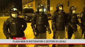 Palermo. Flash mob dei ristoratori e gestori di locali