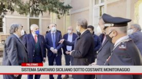 Palermo. Il sistema sanitario siciliano sotto costante monitoraggio