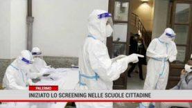 Palermo. Iniziato lo screening nelle scuole cittadine
