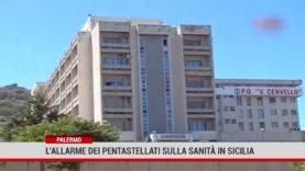 Palermo. L' allarme dei pentastellati sulla sanità in Sicilia