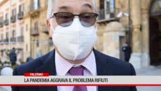 Palermo. La pandemia aggrava il problema rifiuti