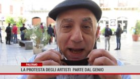 Palermo. La protesta degli artisti parte dal Genio