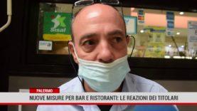 Palermo. Nuove misure per bar e ristoranti: le reazioni dei titolari