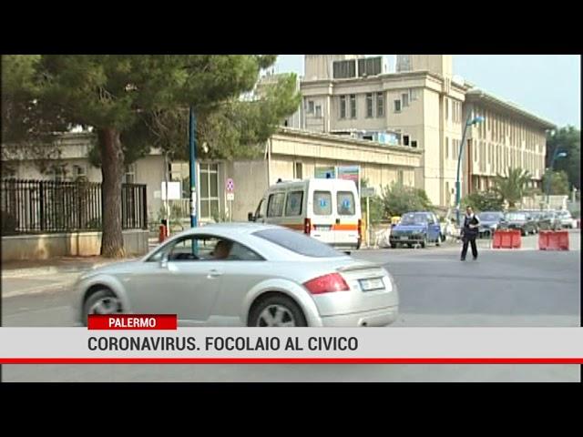 Palermo: nuovo focolaio al pronto soccorso del Civico