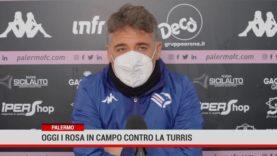 Palermo. Oggi in campo i rosa contro la Turris