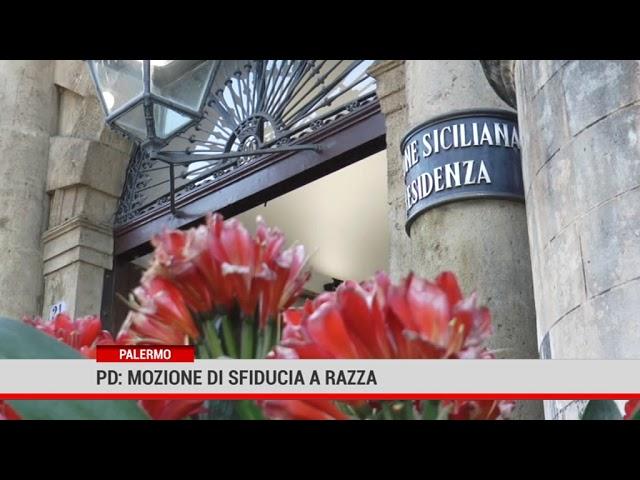Palermo. Pd: mozione di sfiducia all'assessore Razza