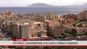 Palermo. Più facile l'assegnazione di alloggi a famiglie disagiate