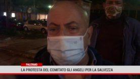 Palermo. Protesta contro il DPCM, traffico bloccato in viale Regione siciliana