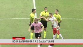 Palermo. Rosa battuti per 1 a 0 dalla Turris