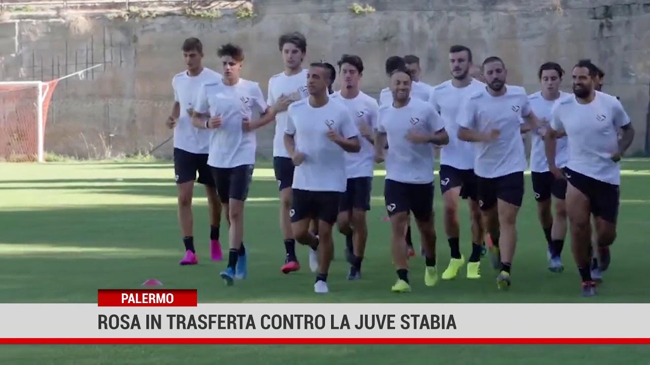 Palermo. Rosa in trasferta contro la Juve Stabia