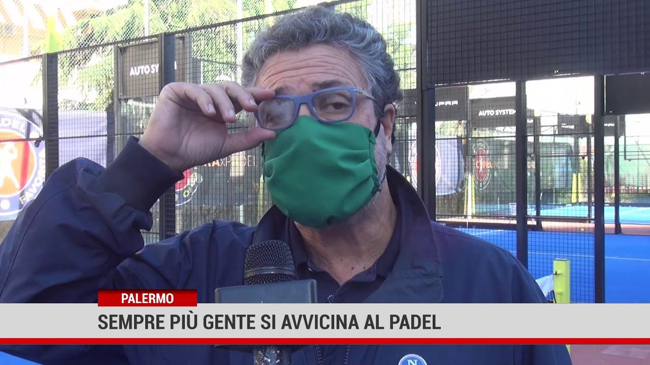 Palermo. Sempre più gente si avvicina al padel