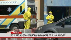 Palermo. Seus 118, 65 soccorritori contagiati e 25 in isolamento