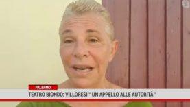 """Palermo. Teatro Biondo, Villoresi"""" Un appello alle autorità"""""""