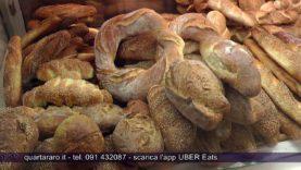 Panificio Quartararo spot 1 pane e prodotti da forno 25 sec