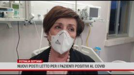 Petralia Sottana, nuovi posti letto per i malati covid