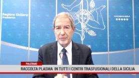 Raccolta plasma in tutti i centri trasfusionali della Sicilia