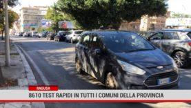Ragusa. 8610 test rapidi in tutti i comuni della provincia