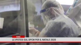 Roma. Le ipotesi sul Dpcm per il Natale 2020