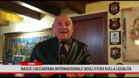 Roma. Mannino: diamo vita all'Accademia internazionale degli studi sulla legalità