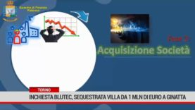 Torino. Inchiesta Blutec, sequestrata villa da 1 mln di euro a Ginatta