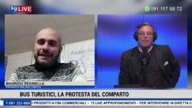 19LIVE –  ABT, BUS TURISTICI, LA PROTESTA DEL COMPARTO. Intervento di Maurizio Reginella