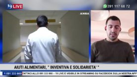 """19LIVE – AIUTI ALIMENTARI, """" HOPE, INVENTIVA E SOLIDARIETA """"' con Giuseppe Oliva e Dario Pandolfo"""