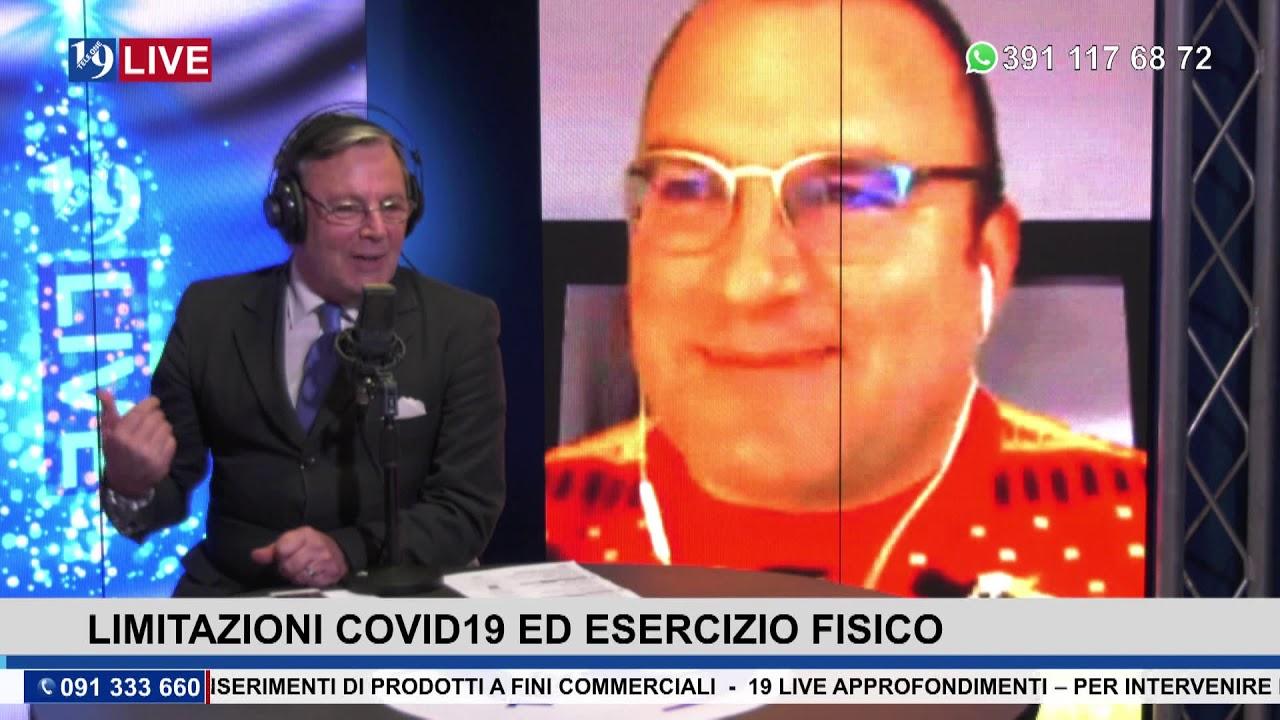 19LIVE  CON   V  VIRZI'   A  PALMA   C  COSTANTINO   G  CANZONE