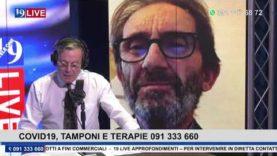 19LIVE COVID19, TAMPONI E TERAPIE, con il Dr. Giovanni Imburgia Presidente della MMG UNITI.