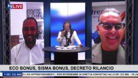 19LIVE   ECOBONUS, SISMA BONUS, DECRETO RILANCIO, con Giuseppe Quartararo e Dario Di Chiara
