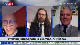 19LIVE ECONOMIA, IMPRENDITORIA IN GINOCCHIO, con Vito Amato, Antonio Lo Coco e Battista Quinci