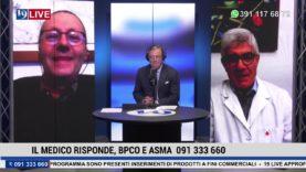 19LIVE   IL MEDICO RISPONDE, BPCO E ASMA con Dr. R.Del Castillo e Dr. B.Di Silvestre