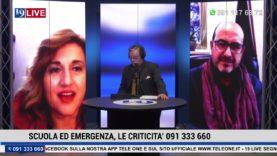 19LIVE  – SCUOLA ED EMERGENZA, LE CRITICITA'
