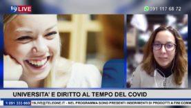 19LIVE  UNIVERSITA E DIRITTO AL TEMPO DEL COVID   UNIVERSITA', DAD E ALTRE CRITICITA'