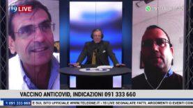 19LIVE VACCINO ANTICOVID, INDICAZIONI con Prof.  Antonio Cascio e prof. Claudio Costantino