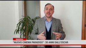 """Bagheria. """"Nuovo cinema Paradiso"""": 30 anni dall'Oscar"""