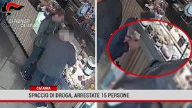 Catania. Spaccio di droga, arrestate 15 persone