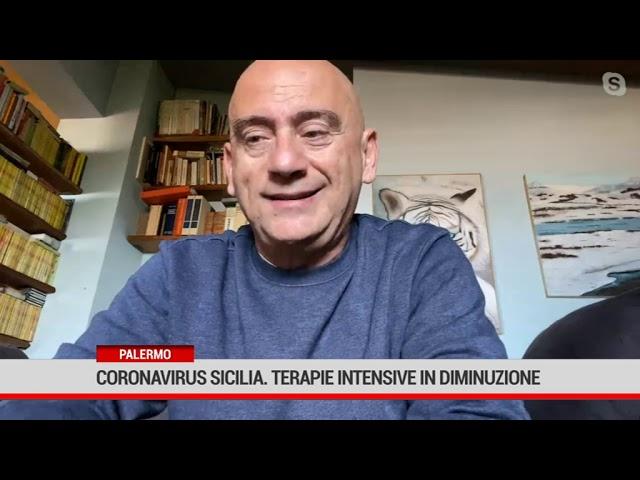 Coronavirus in Sicilia, terapie intensive in diminuizione