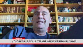 Coronavirus Sicilia: Terapie intensive in diminuizione