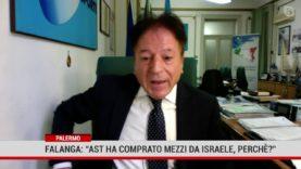 """Falanga: """" Ast ha comprato mezzi da Istraele, perchè?"""""""
